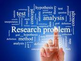 Scientific research. — Stock Photo