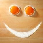 Smile face. — Stock Photo