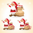 Santa Claus — Stock Vector #8621811