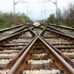 Railway — Stock Photo #10304024