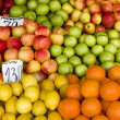 Foto de Stock  : Fresh fruit