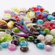 Stock Photo: Bunch of haberdashery