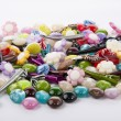 Bunch of haberdashery — Stock Photo