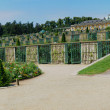 Sanssouci Palace - Terrace View, Potsdam, Germany — Stock Photo