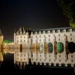 The romantic Chenonceau castle — Stock Photo #8368506