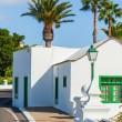 Summer apartments in Lanzarote — Foto Stock