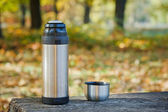 Thermos — Stock Photo