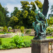 Sculpture at Sanssouci Palace — Stock Photo #9574391