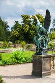 Sculpture at Sanssouci Palace — Stock Photo