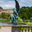 Sculpture at Sanssouci Palace — Stock Photo