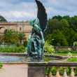 Sculpture at Sanssouci Palace - Stock Photo