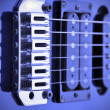 Stock Photo: Guitar Pickups