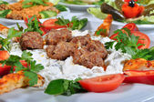 Cooked meat — Stock Photo