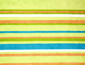 The striped fabric — Stock Photo