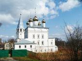 Blagoveschenskiy cathedral in city Vyazniki — Stockfoto