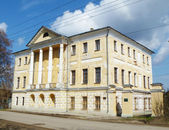 House Elizarova in city Vyazniki — Stock Photo