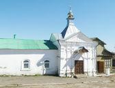 Chapel Reverently-Bogoyavlenskogo male priory — Stock Photo