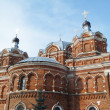 Cathedral in city Kovrove ( Spaso-preobrazhenskiy) — Stock Photo