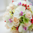 Stock Photo: Wedding bridal bouquet