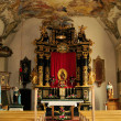 Church in South Tyrol — Stock Photo