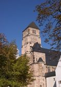 The Castle Church in Chemnitz-2 — Stock Photo