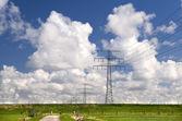 荷兰风景秀丽 — 图库照片