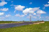 Beautiful Dutch view — 图库照片
