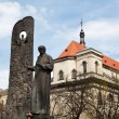 Monument of poet Taras Shevchenko — Stock Photo #10353997