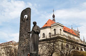 Monument du poète taras shevchenko — Photo