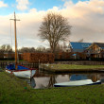 Dutch village — Stock Photo #10515511