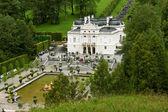 Schloss in Linderhof — Stock Photo