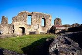Ruins in Valkenburg, Netherlands — Stock Photo