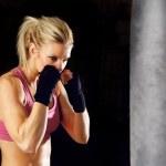 Fitness Boxing — Stock Photo