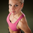 Stock Photo: Fitness Portrait