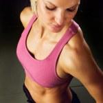 Beautiful Fitness Woman — Stock Photo #9579404