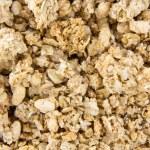 Crunchy musli — Stock Photo #10043898