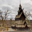 Stock Photo: Stave church