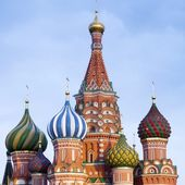 Cathedral of St. Basil — Stock Photo