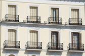 Madrid cephesi — Stok fotoğraf