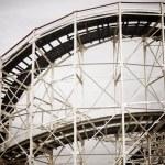 Roller coaster — Stock Photo #10287735