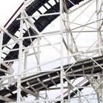 Roller coaster — Stock Photo #10287758