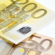 Euro banknotes — Stock Photo #10288465