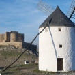 Foto de Stock  : Traditional windmill