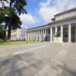 Prado Museum — Stock Photo