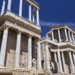Roman theater - Stock Photo