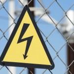 Electrical hazard — Stock Photo #8091035