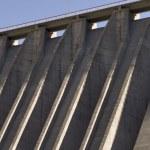 Dam detail — Stock Photo #8096526