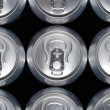 Soda cans — Stockfoto