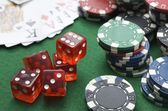 Hazard — Zdjęcie stockowe