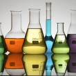 Stock Photo: Laboratory